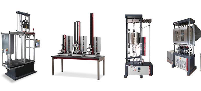محصولات تست مکانیکی مواد پردیس صنعت