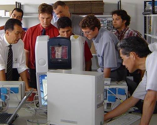 محصولات و تجهیزات تحقیقاتی پردیس صنعت