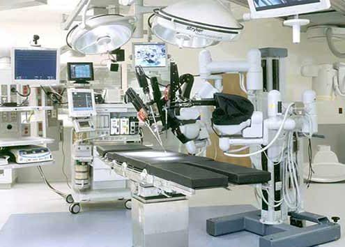 محصولات مهندسی پزشکی پردیس صنعت