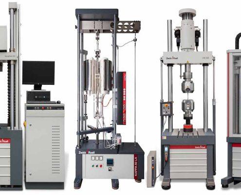 دستگاه ها و تجهیزات تست مکانیکی مواد پردیس صنعت